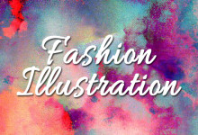 Fashion Illustrations (Student Work )