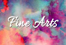 Fine Arts (Student Work)